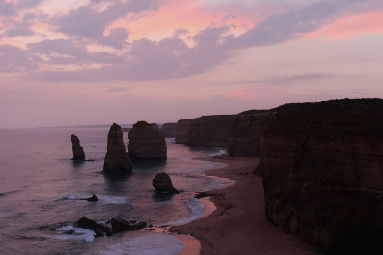 Das Top-Highlight an der Great Ocean Road: die Zwölf Apostel