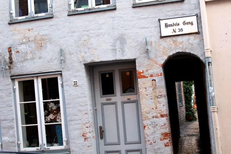 Über 100 Gänge verstecken sich in Lübecks Altstadt