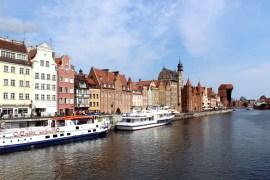 Danzig wird oft als die Perle der Ostsee bezeichnet