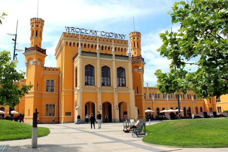 Überragt die Stadt: Warschaus Kulturpalast