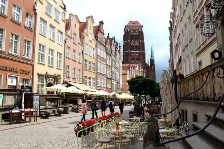 Die Marienkirche gilt als größte Backsteinkirche der Welt