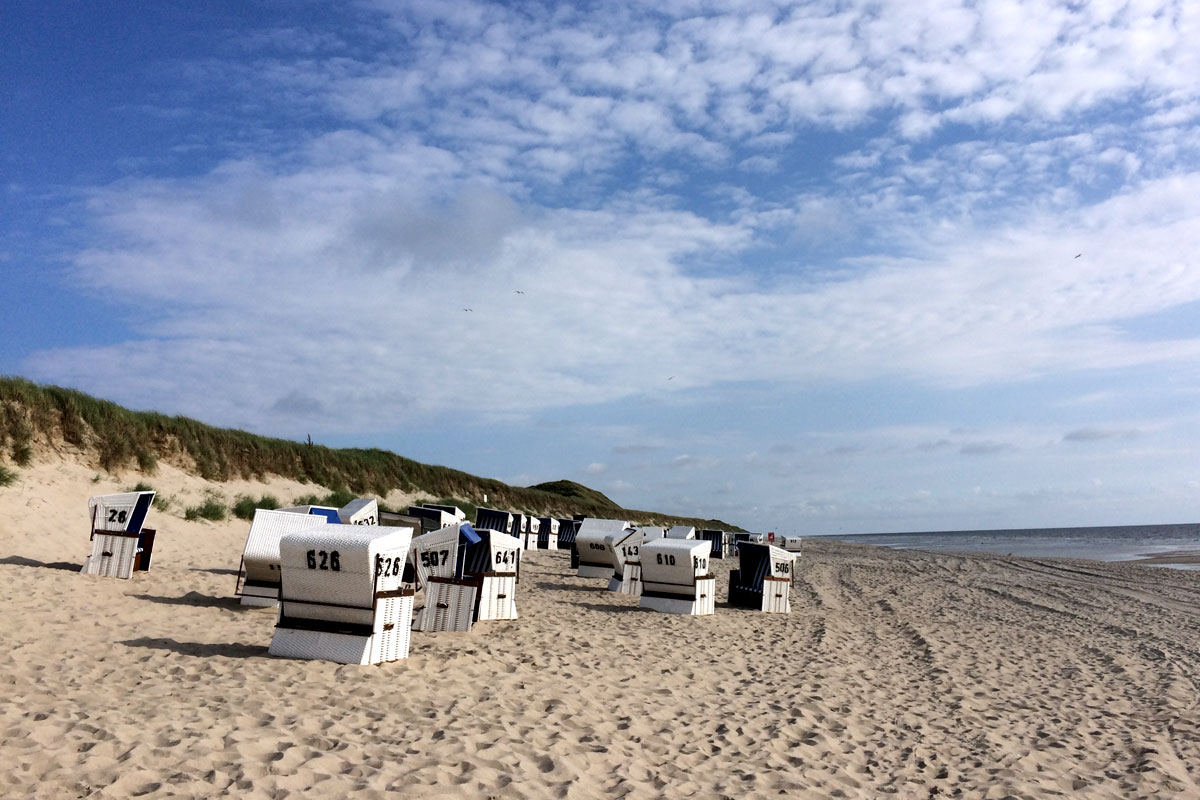 strand d nen meer ein wochenende auf sylt. Black Bedroom Furniture Sets. Home Design Ideas