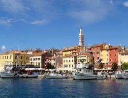Die Altstadt von Rovinj ist eines der beliebtesten Fotomotive in Kroatien