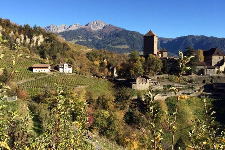 Das Schloss Tirol beherbergt heute das Südtiroler Museum für Kultur- und Landesgeschichte