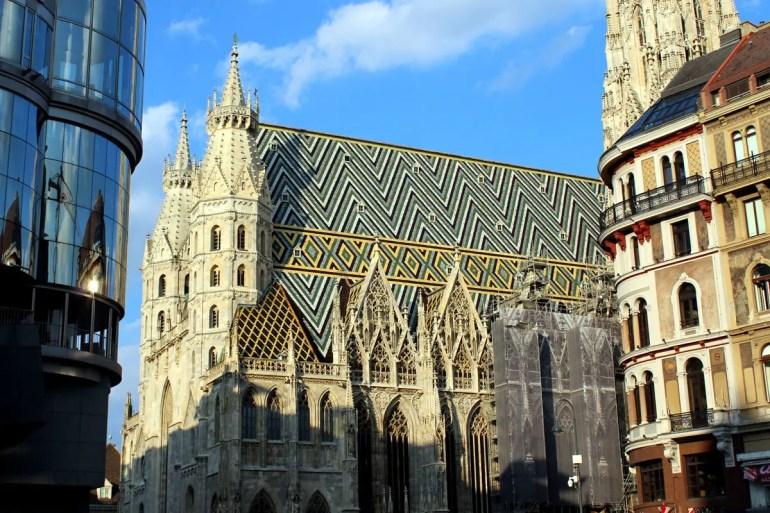Eines der Wiener Wahrzeichen: der Stephansdom