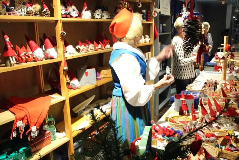 Skandinavische Traditionen: Weihnachtsbasar der Seemannskirchen