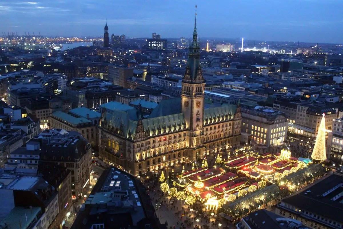 Skandinavische Weihnachtsmärkte Hamburg