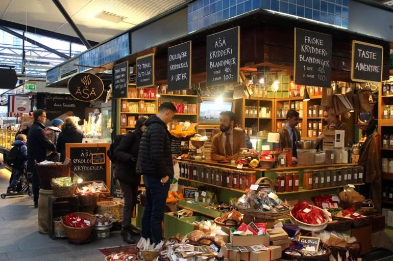 Der Place to be für Foodlover: der Torvehallerne Market