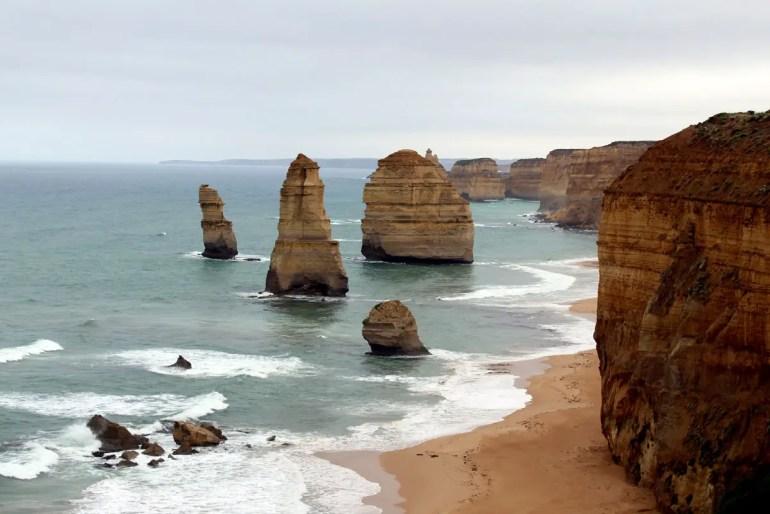 Die Zwölf Apostel sind das Highlight von Australiens Great Ocean Road