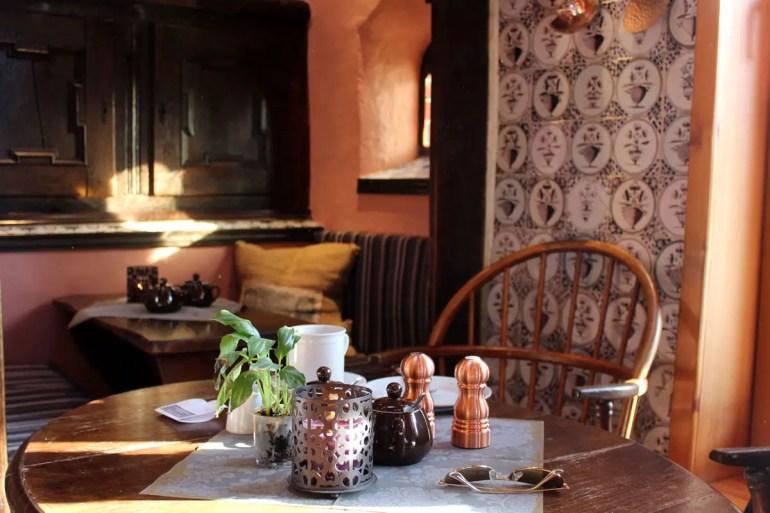 Hygge im Café: das Café Kupferkanne in Kampen
