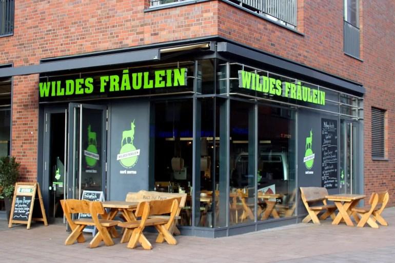 Alpenküche in Hamburg gibt's auch im Wildes Fräulein in der HafenCity