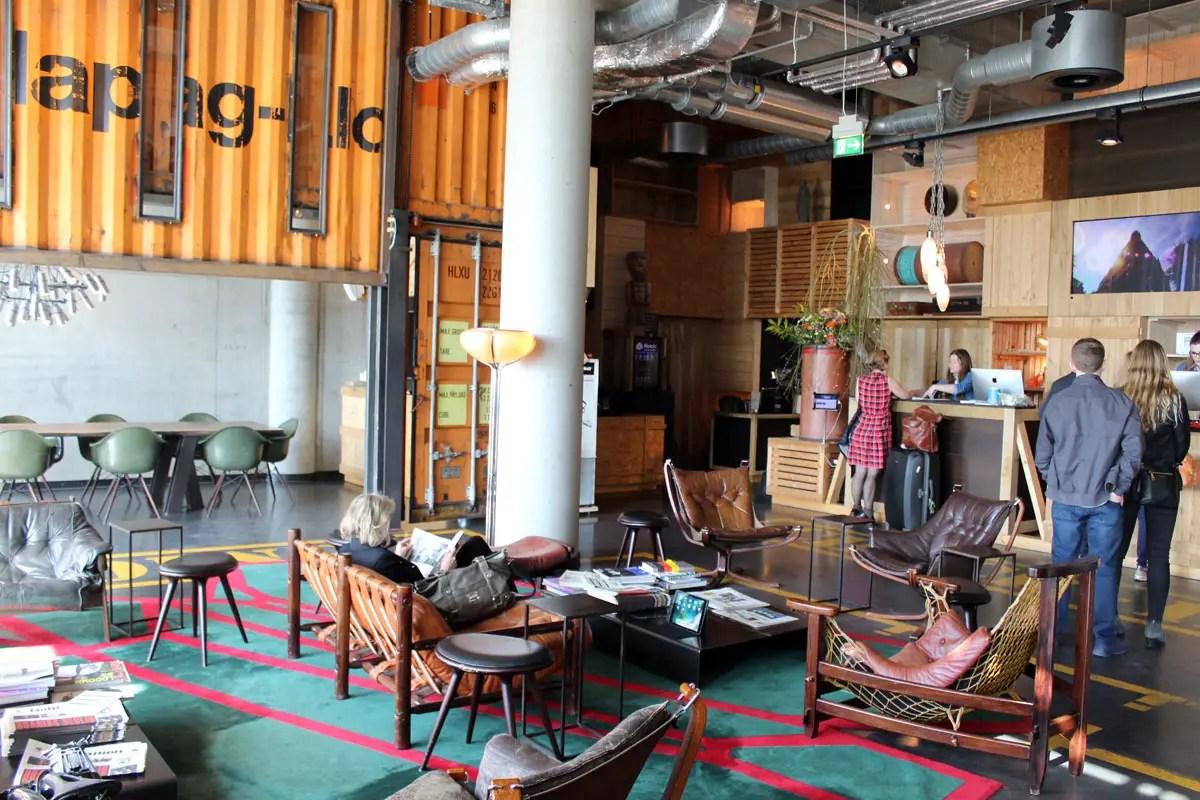 25hours Hotel Hafencity Stylische Kojen Mit Elbblick