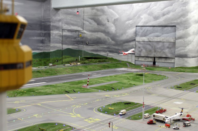 Lange ausgeklügelte Technik lässt die Flugzeuge nach Fahrplan starten