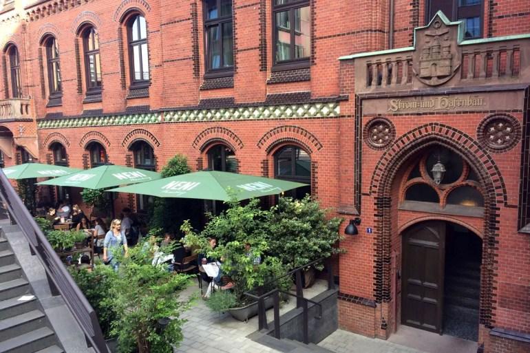 Neu interpretiert: Das 25hours Hotel und das NENI im Alten Hafenamt