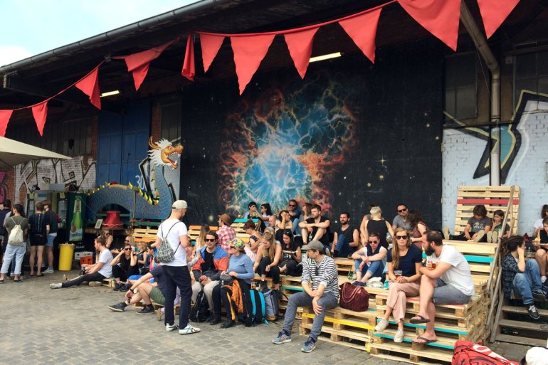 Im Oberhafenquartier trifft sich Hamburgs Kreativszene