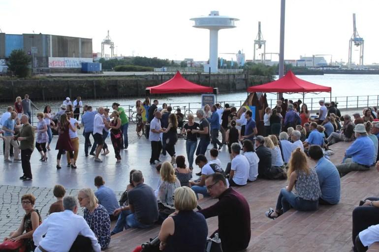 """Im Sommer lädt das Programm """"Sommer in der HafenCity"""" zum Mitmachen ein"""