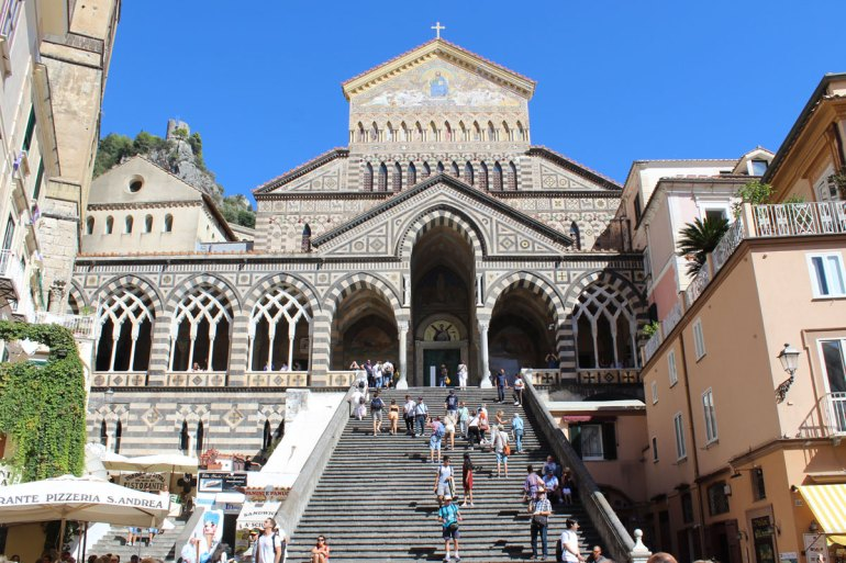 Kultur in Amalfi: der Dom