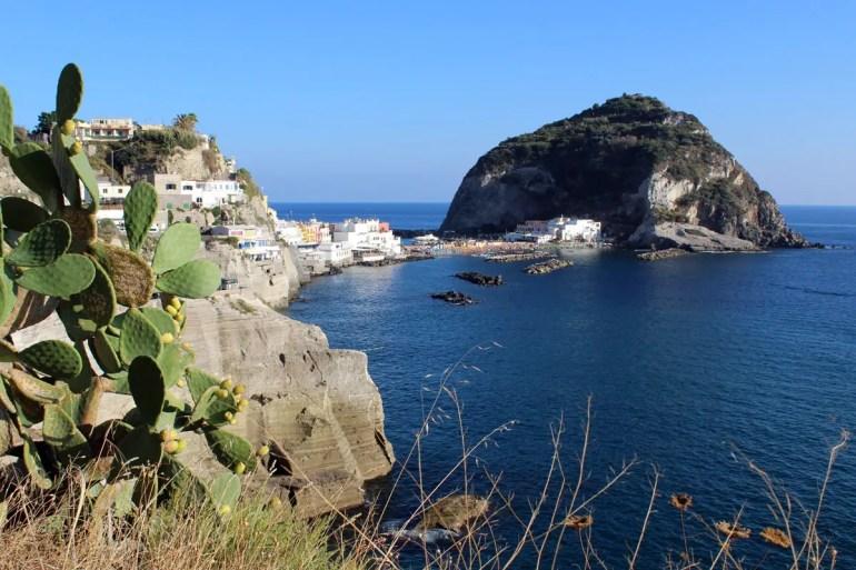 Sant'Angelo zählt zu den schönsten Orten auf Ischia