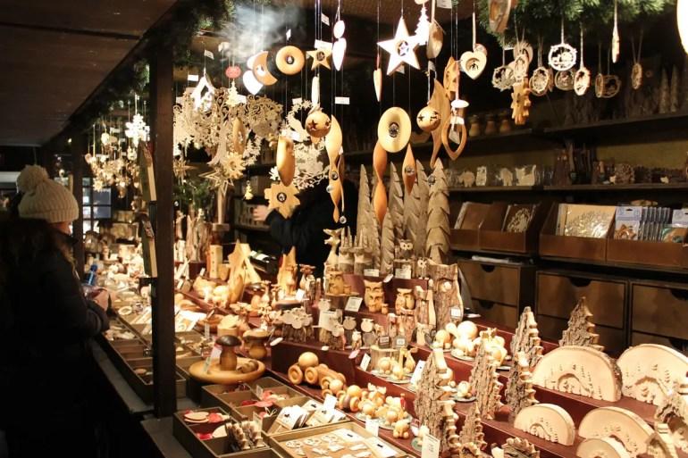 Der Angels Christmas Market verströmt die weihnachtlichste Atmosphäre