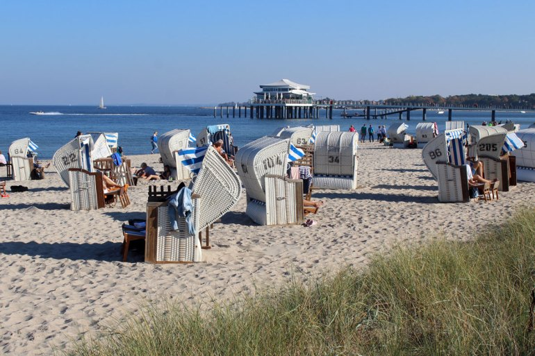 An der Ostsee gibt es einige schöne Wellnesshotels direkt am Meer
