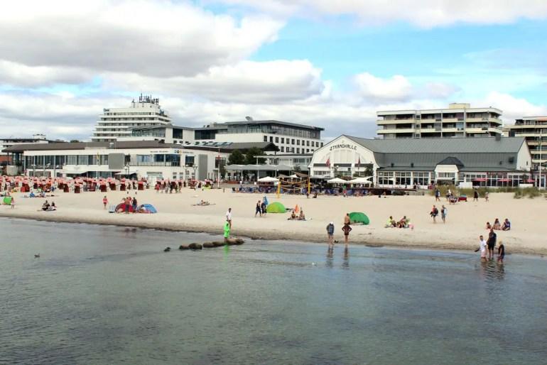 Direkt am Strand: Das A-ja Resort in Grömitz