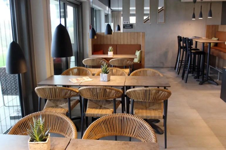 Die Bar im Spa Sparadise