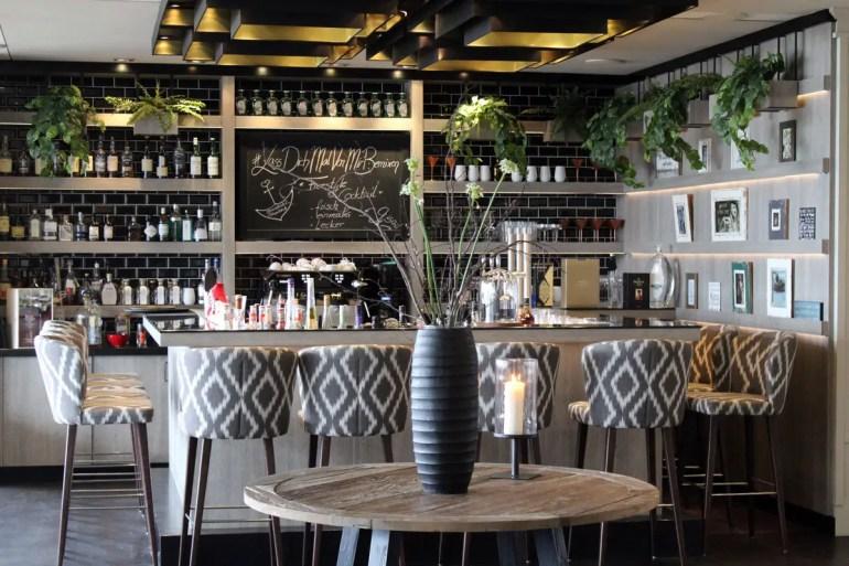 Für den Drink geht's am Abend in die Bar vom Strandhotel Ostseeblick