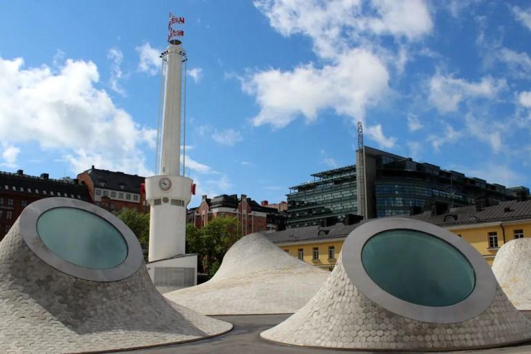 Helsinkis neuestes Kunstmuseum Amos Rex