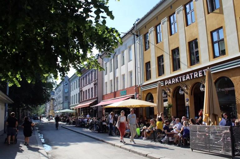 Grünerlokka ist Oslos hipper Stadtteil