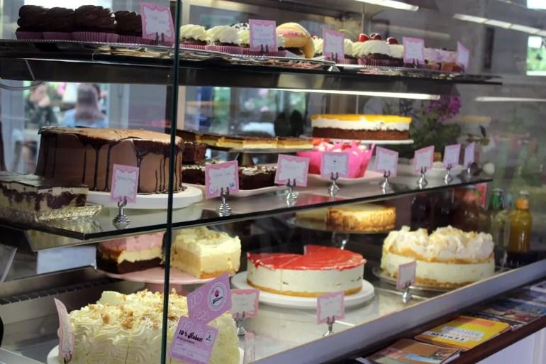 Superlecker: der Kuchen von Miss Törtchen in der Schweriner Altstadt