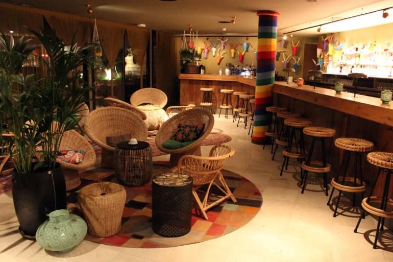 Joerg Meyer hat das Konzept für die Donkey Bar entwickelt