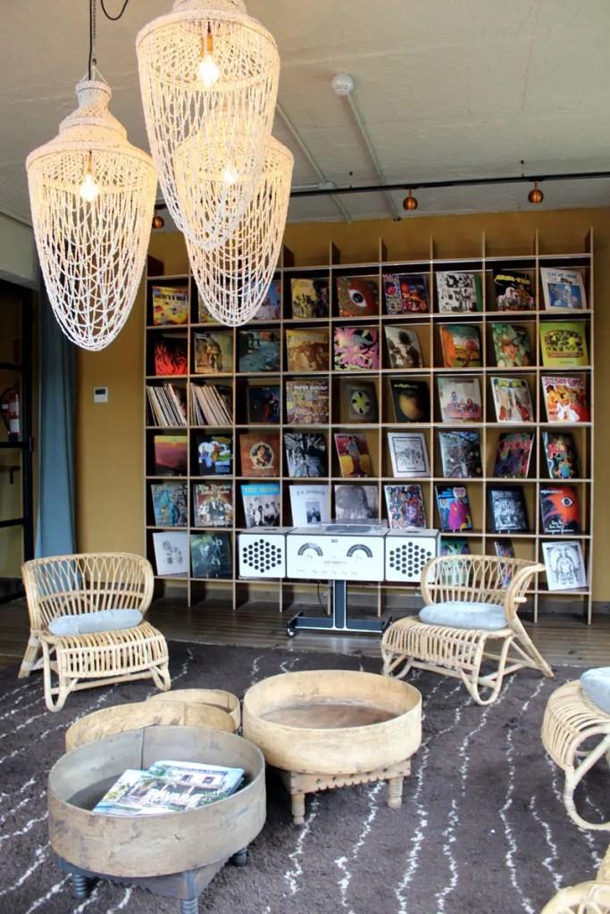 Highlights für Musikliebhaber: der Vinyl Room