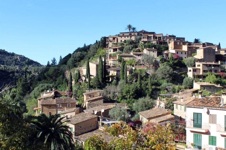 Das Künstlerdorf Deia ist eines der Highlights im Tramuntana-Gebirge