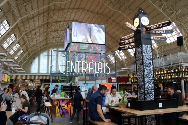 Im Centralais Food Court findest du Street Food-Stände