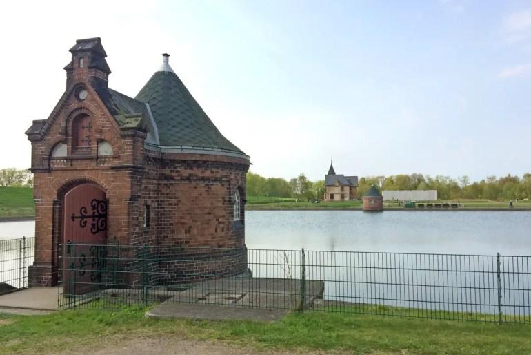 Die Elbinsel Kaltehofe gibt einen Einblick in Hamburgs Wassergeschichte
