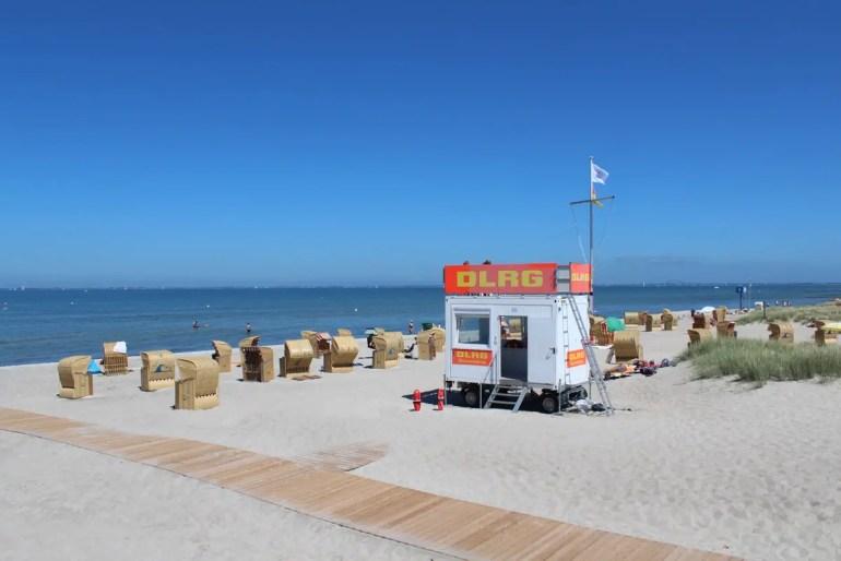 Strandurlaub in Heiligenhafen an der Ostsee