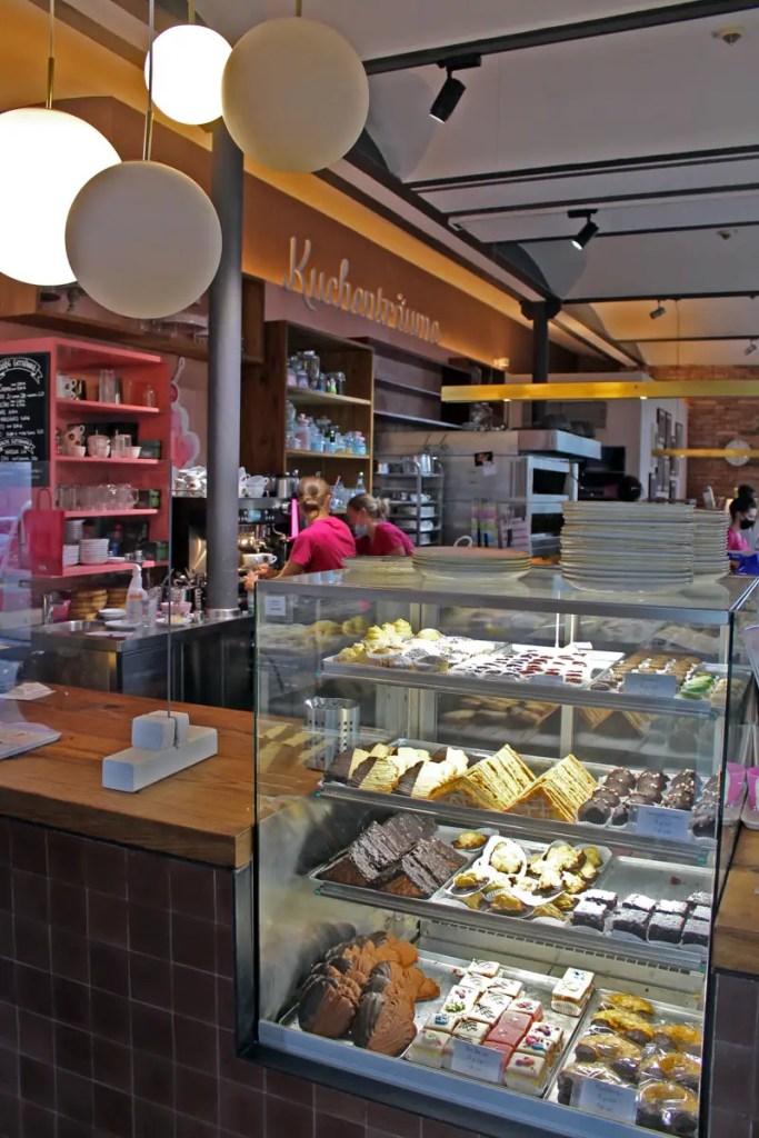 Unbedint den Abstecher wert: das Café Kuchenträume in Kolbermoor