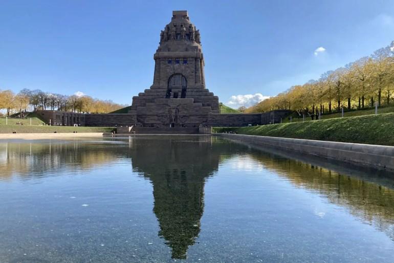 Das Völkerschlachtdenkmal ist Leipzig bekannteste Sehenswürdigkeit