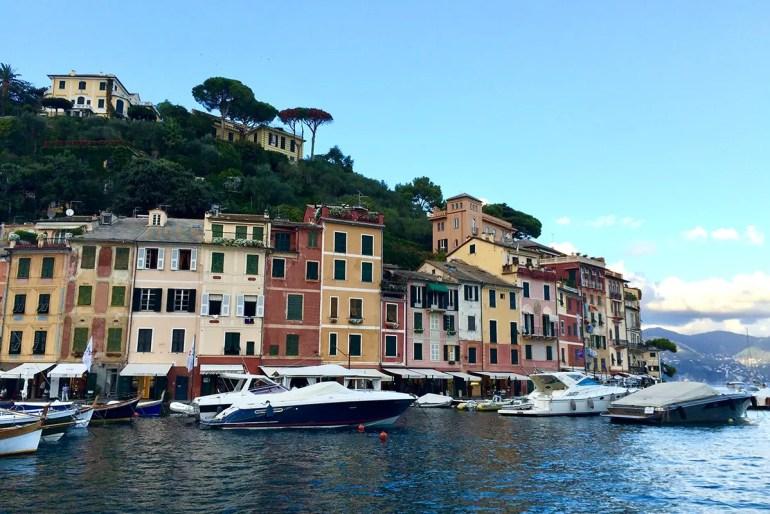 Das hübsche Portofino gilt als Hotspot für die Schönen und Reichen