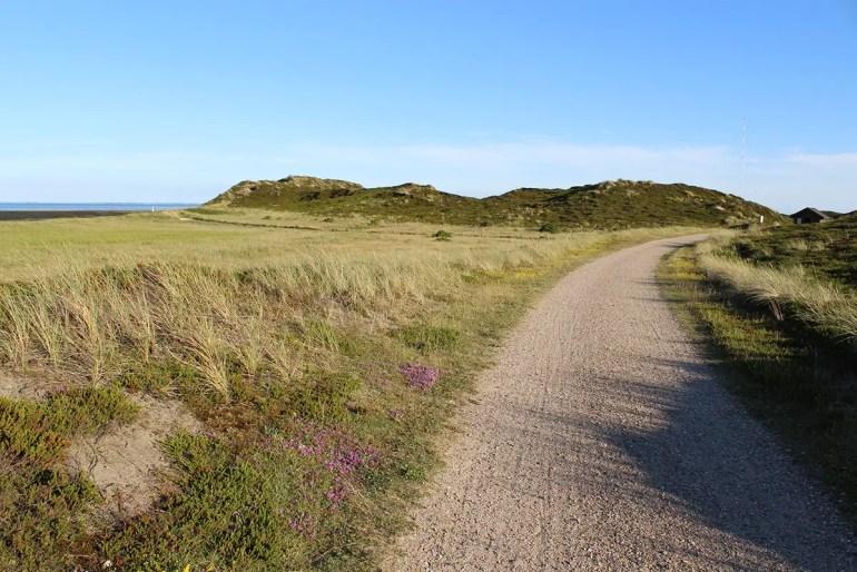 Eines der Highlights auf Sylt ist eine Radtour über die Insel entlang der alten Inselbahntrasse