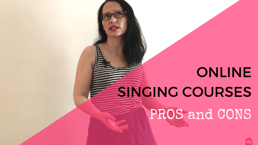 online singing courses