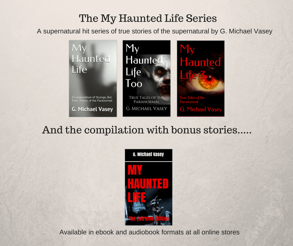 The My Haunted Life Series