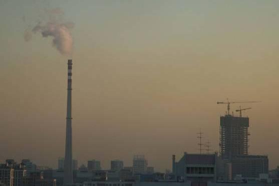 Air pollution beijing