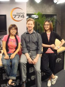 My Life in Beijing: Radio Interview on 774 AM