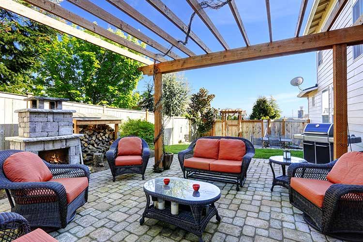 patio construction healthy homes