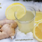 Ginger Lemon Tea Recipe | Inji Elumichai Chaaru | Homemade Ginger Lemon Tonic for cold