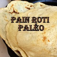 Pain indien paléo { photo étape par étape }