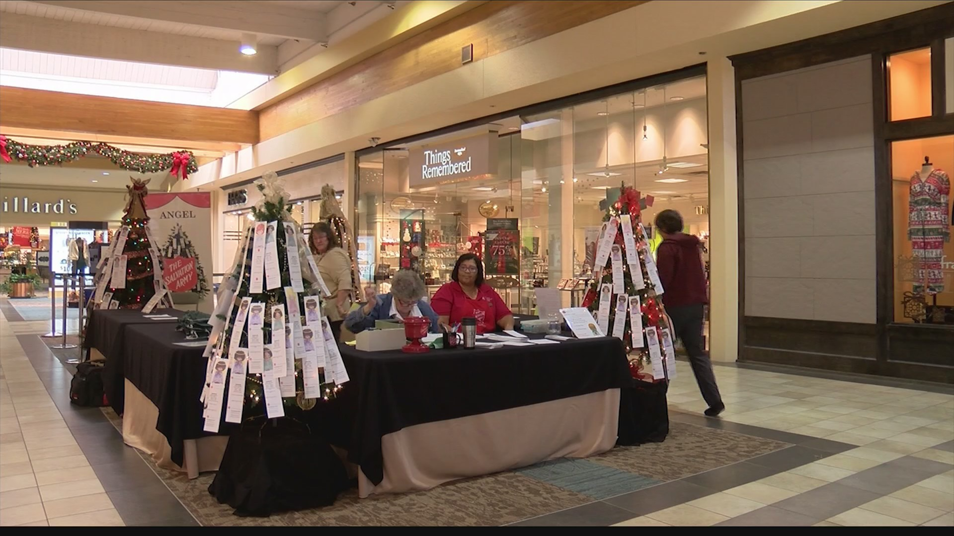 Angel Tree Program Underway