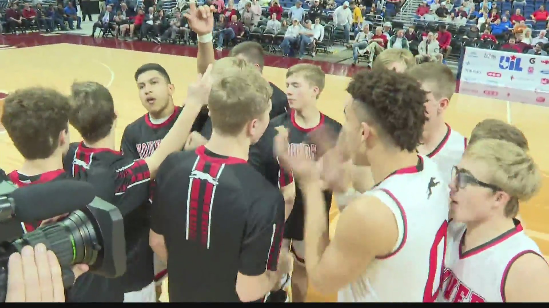 Gruver falls in the state championship game