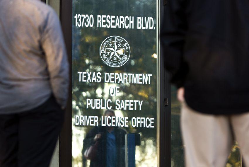 texas drivers license center amarillo